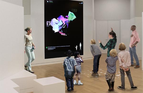 MobiGlobe Kinect