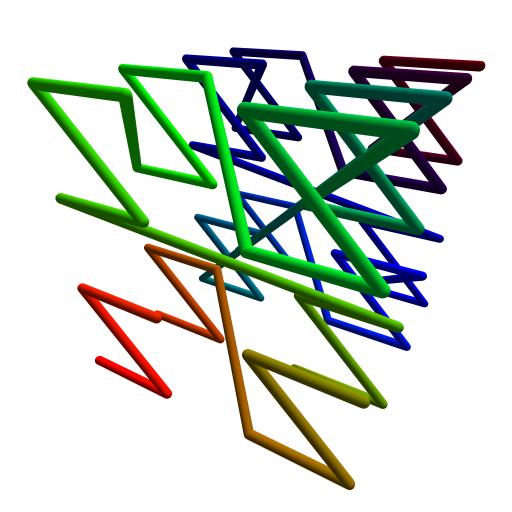 MortonCurve 4x4x4