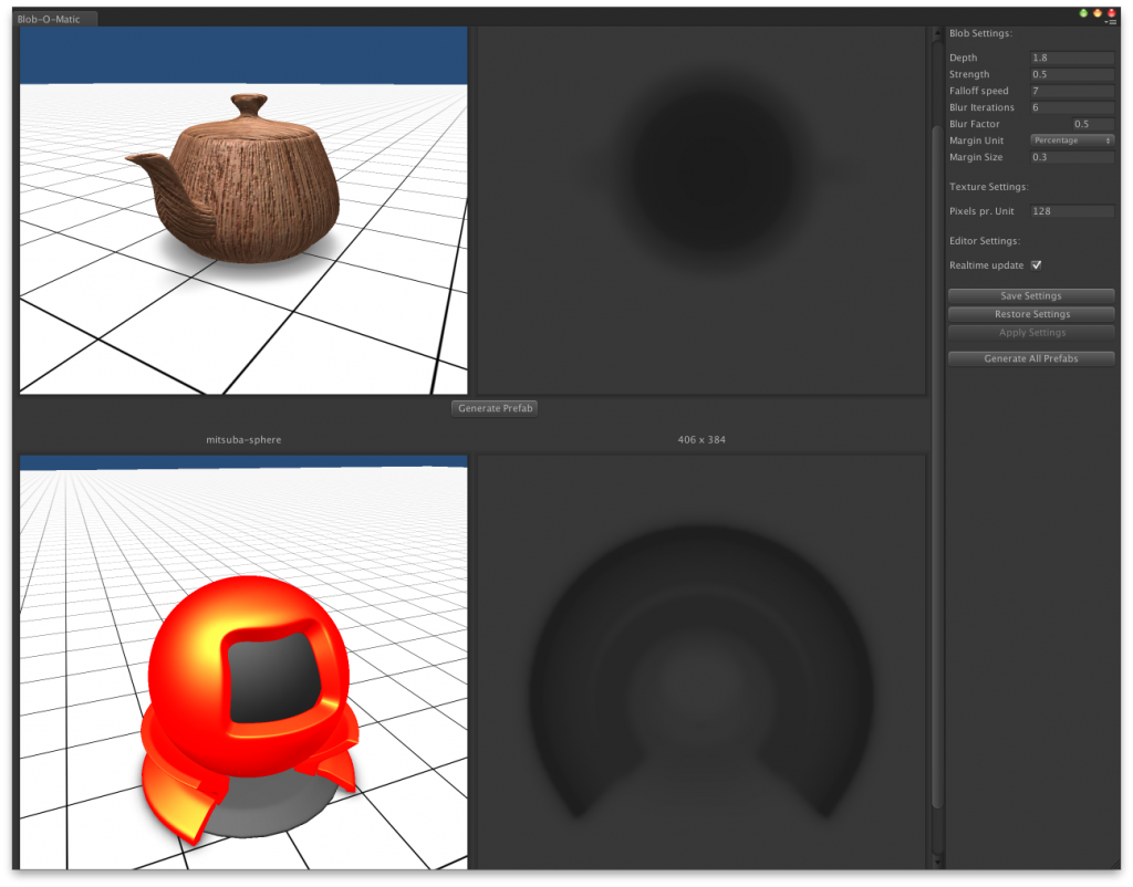 Blob-O-Matic GUI
